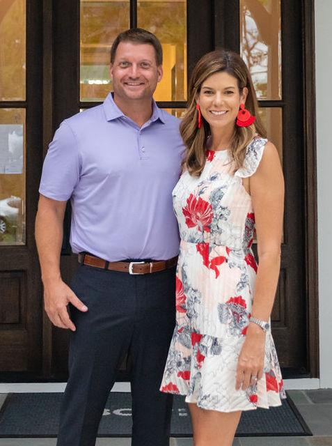 Kristin and Matt Freeman